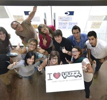 EVENTO: SOCIAL SMART CAMPUS YUZZ SANT FELIU