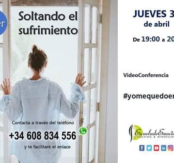 TALLER: SOLTANDO EL SUFRIMIENTO