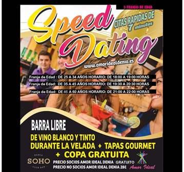 EVENTO: SPEED DATING CITAS RAPIDAS (AMPLICA TU ...