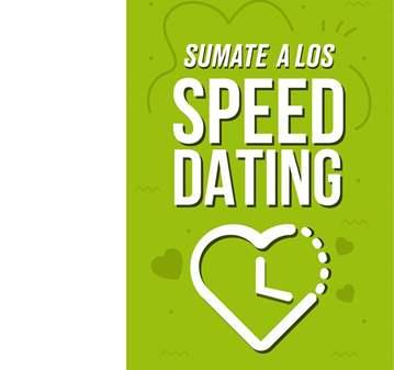 SESIÓN: SPEED DATING - CITAS RÁPIDAS DESDE TU C...
