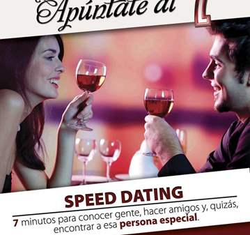 speed dating sevilla