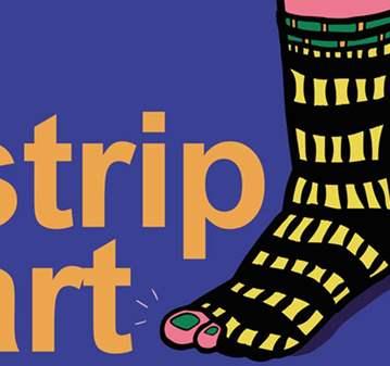 EVENTO: STRIPART19, PASSEIG AMB ELS ARTISTES + ...