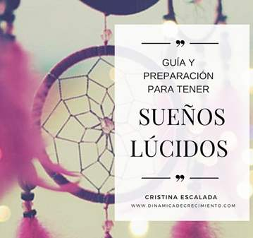 TALLER: SUEÑOS LÚCIDOS - GUÍA Y PREPARACIÓN-