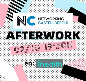 EVENTO: AFTERWORK - NETWORKING CASTELLDEFELS