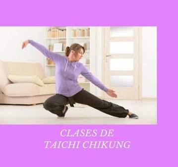 CLASE: TAICHI CHIKUNG CON MEDITACION