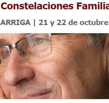 TALLER CON JOAN GARRIGA CONSTELACIONES FAMILIARES