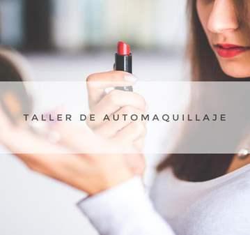 TALLER DE AUTOMAQUILLAJE