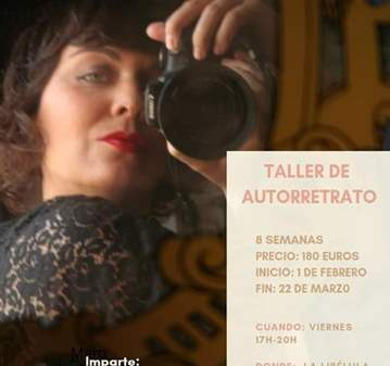 CURSO: TALLER DE AUTORRETRATO