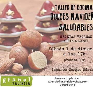 TALLER DE DULCES NAVIDEÑOS