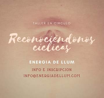 TALLER EN CÍRCULO - RECONOCIÉNDONOS CÍCLICAS