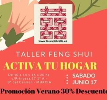 CURSO: TALLER FENG SHUI ACTIVA TU VIVIENDA