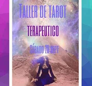 TALLER INTENSIVO DE TAROT EVOLUTIVO