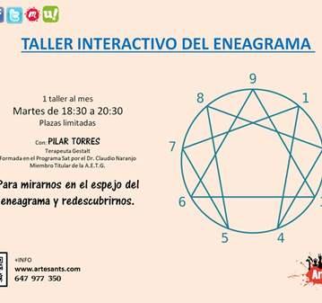 TALLER INTERACTIVO DE ENEAGRAMA