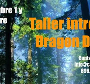 TALLER INTRODUCTORIO DRAGON DREAMING BARCELONA