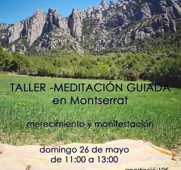 MEDITACIÓN GUIADA EN MONTSERRAT