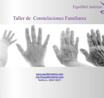 TALLER NUEVAS CONSTELACIONES FAMILIARES