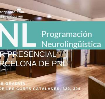 TALLER PRESENCIAL DE PNL