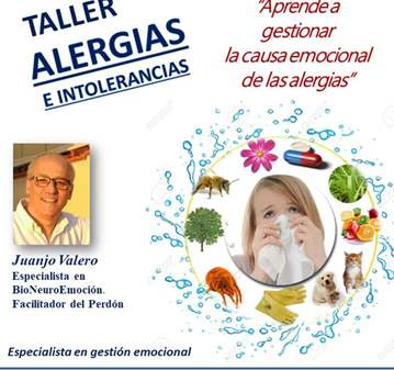 TALLER SOBRE LAS ALERGIAS E INTOLERANCIAS