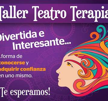 TALLER TEATRO TERAPIA
