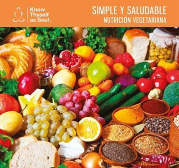 TALLER Y CHARLA: NUTRICIÓN VEGETARIANA