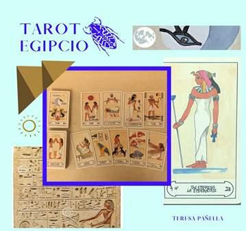 SESIÓN: TAROT EGIPCIO
