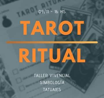 TALLER: TAROT RITUAL - LA EMPERATRIZ