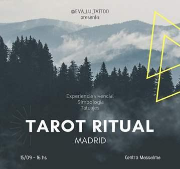 SESIÓN: TAROT RITUAL + TATTOO