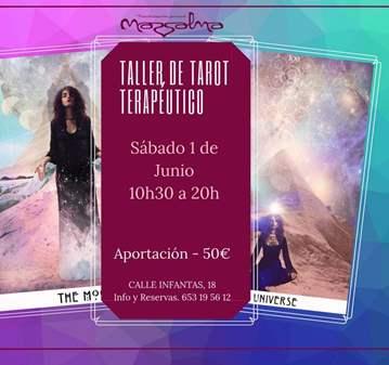 TALLER: TAROT TERAPÉUTICO