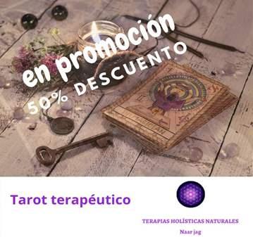 SESIÓN: TAROT TERAPÉUTICO EN PROMOCIÓN 50% DESC...
