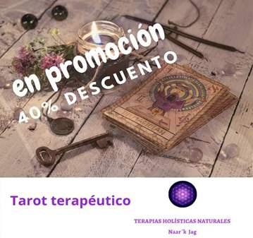 SESIÓN DE TAROT TERAPÉUTICO EN PROMOCIÓN AL 40%