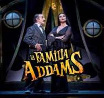TEATRO : LA FAMILIA ADAMS