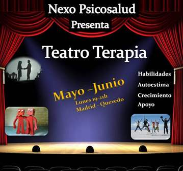 TALLER: TEATRO TERAPIA