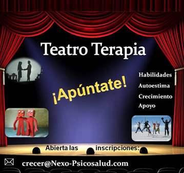 TALLER: SESION ABIERTA DE TEATRO TERAPIA