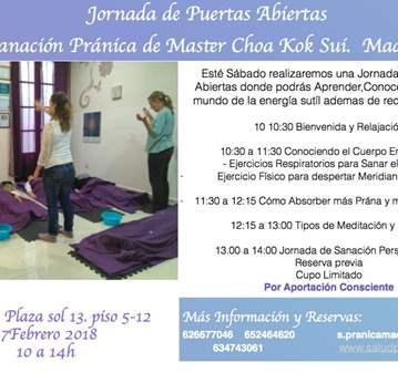TERAPIA: JORNADA DE PUERTAS ABIERTAS SANACIÓN P...