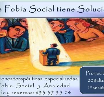 SESIÓN: TERAPIA PARA FOBIA SOCIAL Y LA ANSIEDAD...