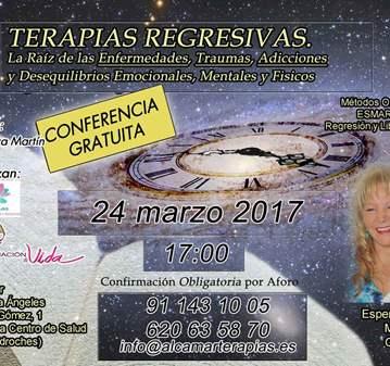 TALLER: TERAPIAS REGRESIVAS