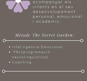 CLASE: THE SECRET GARDEN