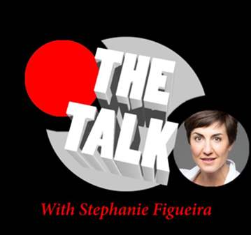 CHARLA: THE TALK WITH STEPHANIE FIGUEIRA.