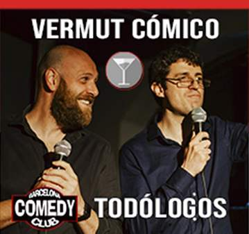 TODÓLOGOS - VERMUT CÓMICO