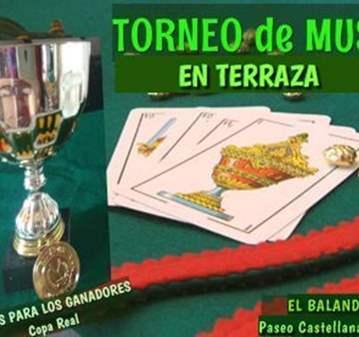 QUEDADA: TORNEO MUS CON CENAEN BONITA TERRAZA C...