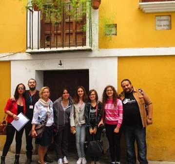 RUTA: TOUR DE LOS ARTISTAS