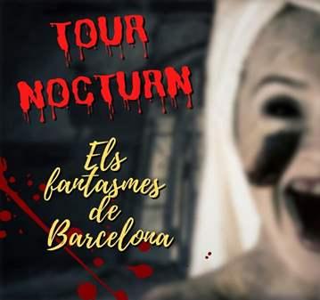 RUTA: TOUR NOCTURN: FANTASMES DE BARCELONA