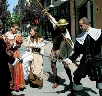 TOUR DE SECRETOS DEL BARRIO DE LAS LETRAS