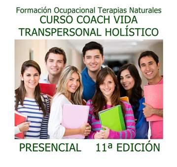 CURSO: TRABAJA DE COACH VIDA TRANSPERSONAL HOLÍ...