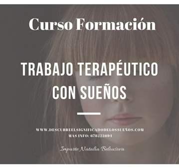 CURSO: TRABAJO TERAPÉUTICO CON SUEÑOS
