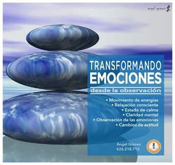 SESIÓN: TRANSFORMANDO EMOCIONES (SESIONES CONTI...