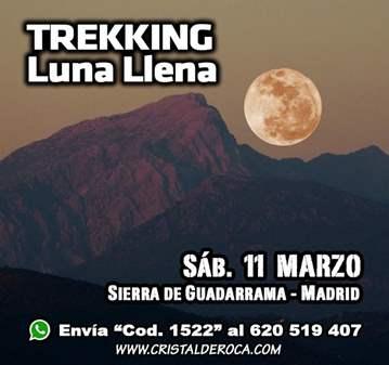 EXCURSIÓN: TREKKING LUNA LLENA – MIRADOR DE LAS...
