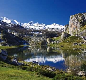 VIAJE: TREKKING PICOS DE EUROPA Y LAGOS DE COVA...