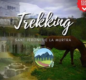 RUTA: TREKKING S. JERONI DE LA MURTRA DE MUNTAN...