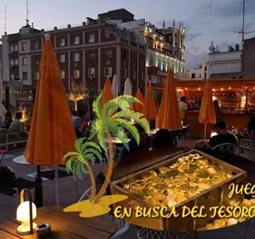 REUNIÓN: COPA AZOTEA HOTEL CON JUEGO DIVERTIDO ...